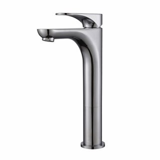 KRAUS Aquila Single Hole Single-Handle Vessel Bathroom Faucet
