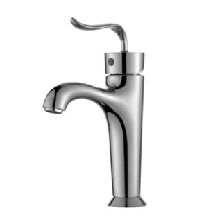 KRAUS Coda Single Hole Single-Handle Basin Bathroom Faucet