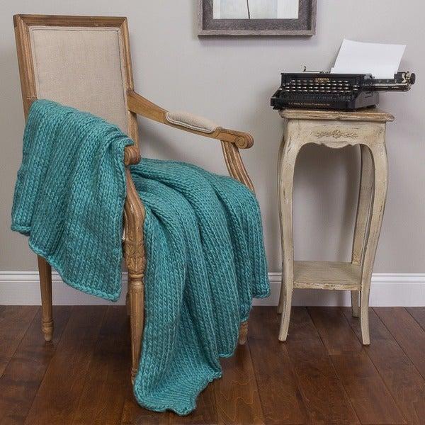 Raphael Knit Throw