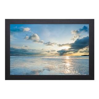 Daniel J. Bellyk-Taylor Bay 36 x 24 Framed Art Print