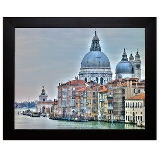 Assaf Frank 'Venice Lately' 40 x 28 Framed Art Print