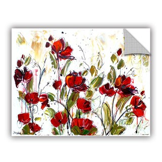 ArtWall Jolina Anthony 'Floral ' Art Appealz Removable Wall Art (4 options available)