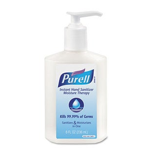 PURELL Moisture Therapy Instant Hand Sanitizer
