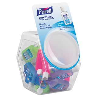 PURELL 1 oz Advanced Instant Hand Sanitizer Gel (Bowl of 25)