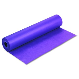 Pacon Rainbow Duo-Finish Purple Colored Kraft Paper