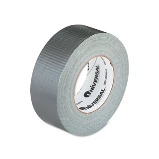 Universal General Purpose Gray Duct Tape (Pack of 2)