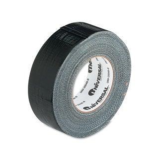 Universal General Purpose Black Duct Tape (Pack of 2)