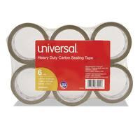 Universal Box Tan Sealing Tape (Pack of 2)
