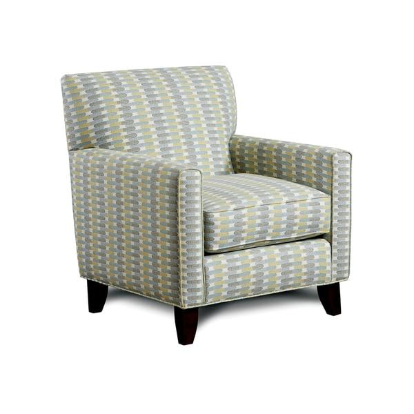 Shop Furniture Of America Springfall Striped Contemporary