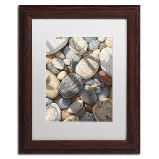 Stephen Stavast 'A Glass Act' Wood Framed Canvas Wall Art