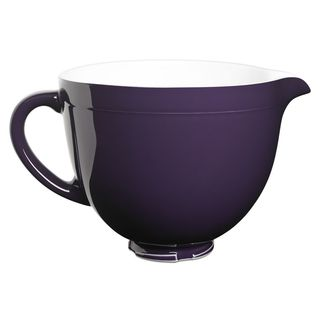 KitchenAid KSMCB5RP Regal Purple 5-quart Ceramic Bowl