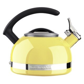 KitchenAid 2QT Citrus Porcelain Enamel Kettle