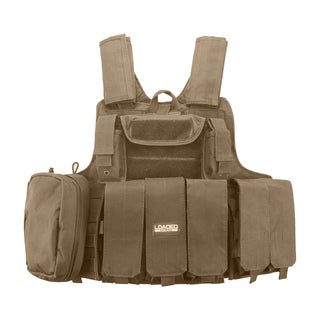 Barska Optics Loaded Gear Tactical Vest VX-300 Tan