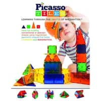 Picasso Tiles 60-piece Building Set