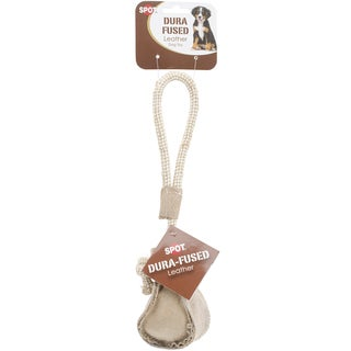 Dura Fused Leather Baseball Tug 12in Brown