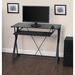 Calico Designs Artesia Black Desk