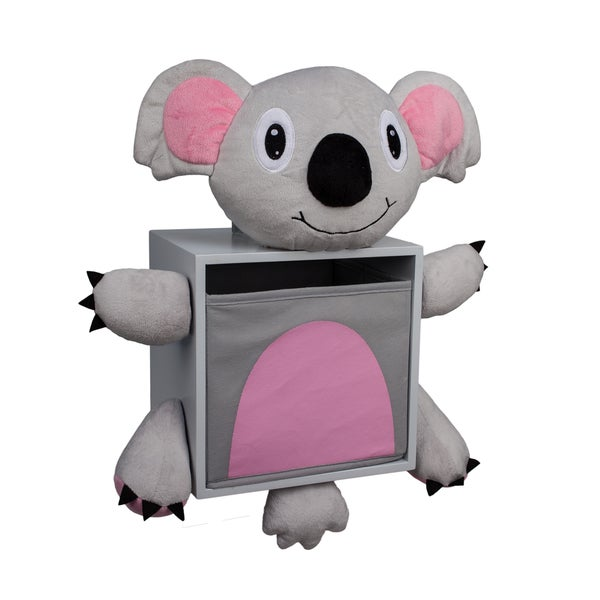 Danya B. Koala Bear Kids Wall Storage Bin