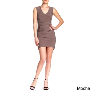 Women's V-neck Fitted short Dress Cocktail Party Dress (3 options available)