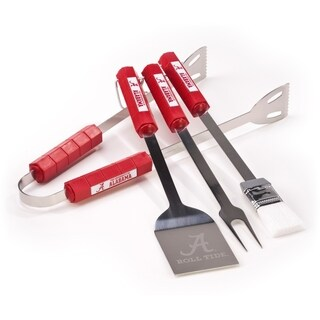 Alabama Crimson Tide 4-piece BBQ Set