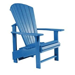 Generations Blue Upright Adirondack Chair
