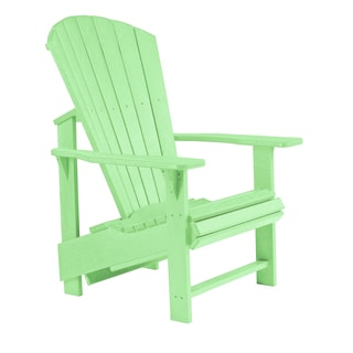 Generations Lime Upright Adirondack Chair