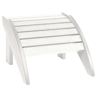 Generations White Footstool