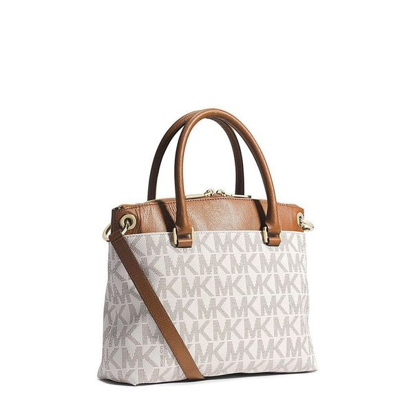 37f40bace0c569 Shop MICHAEL Michael Kors Aubrey Large Satchel - Free Shipping Today ...