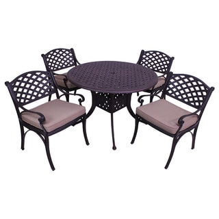 Lattice Work 5-Piece Dining Set