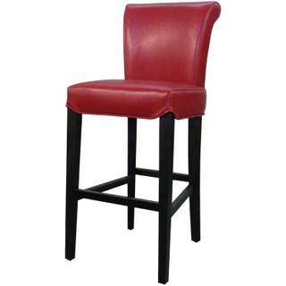 Red Counter Height 23 28 In Counter Amp Bar Stools For