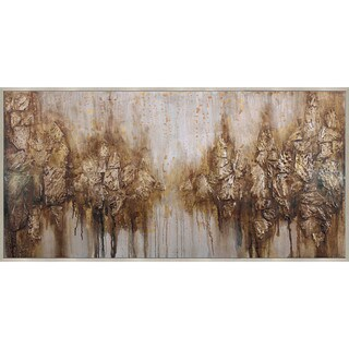 Aurelle Home Cast Wall Decor With Frame