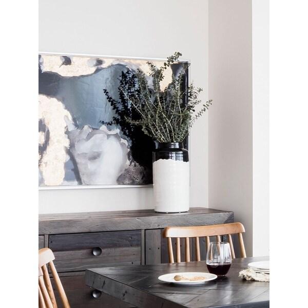 Aurelle Home Lignen Large Vase