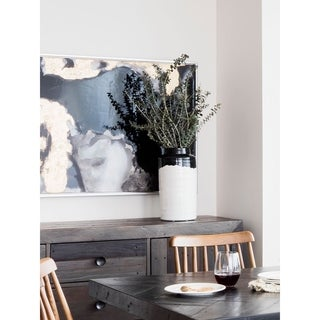 Aurelle Home Lignen Vase (Set Of 2)