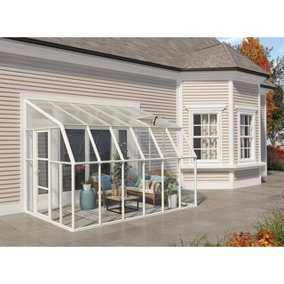Palram Rion 8ft. x 12ft. Sun Room