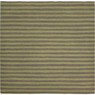 Thick Stripe Outdoor Rug - 8' x 8'