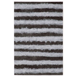 Thick Stripe Outdoor Rug (2' x 3')