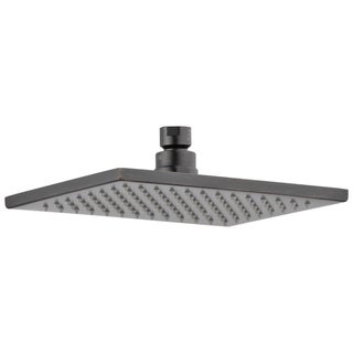 Delta Single Setting Overhead Bronze Finish Shower Head