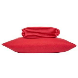 Kamp-Rite Pillow and Blanket Set