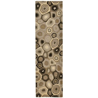 Liora Manne Swirl Indoor Rug (2'3 x 8)