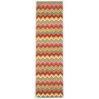 Winding Stripe Indoor Rug (2'3 x 8)