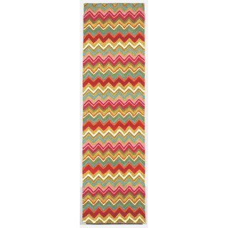 Winding Stripe Indoor Rug - 2'3 x 8