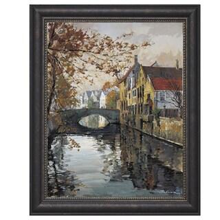 Robert Schaar-Brugge Reflections 24 x 31 Framed Art Print