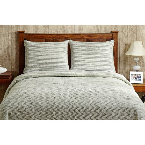 twin chenille bedspread better trends natick cotton tufted chenille bedspread 2989