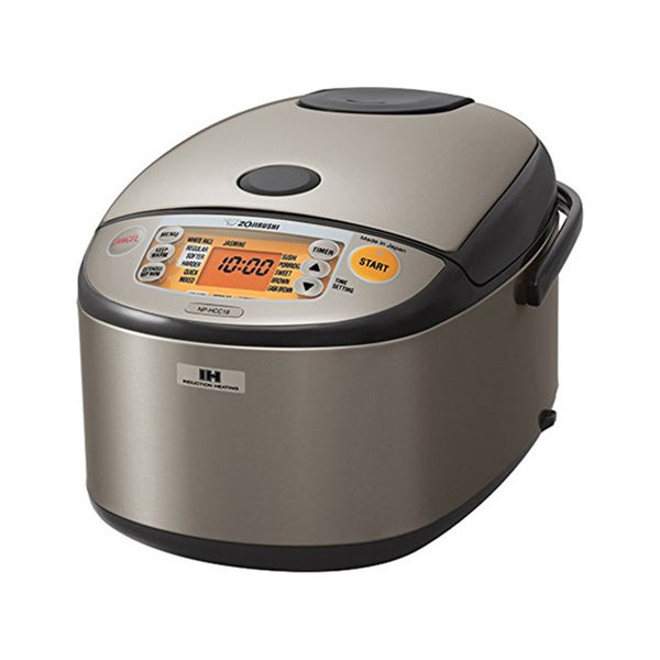 Shop Zojirushi NP-HCC18 Induction Heating System Rice
