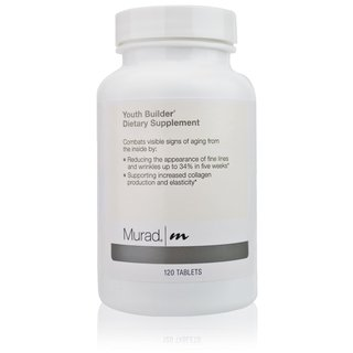 Murad Youth Builder Collagen Dietary Supplement (120 Count)
