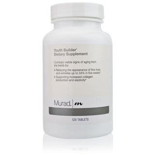 Murad Youth Builder Collagen Dietary Supplement (120 Count)|https://ak1.ostkcdn.com/images/products/10247396/P17366159.jpg?impolicy=medium