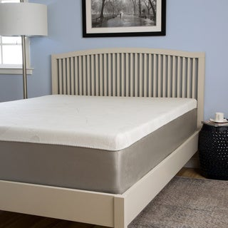 Slumber Perfect 14-inch Queen-size Gel Memory Foam Mattress