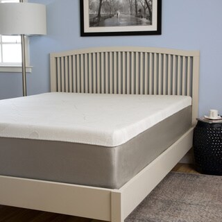 Slumber Perfect 14-inch Twin-size Gel Memory Foam Mattress