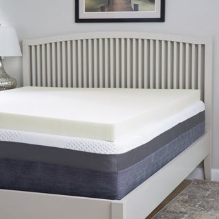 Slumber Perfect 2-inch Memory Foam Topper