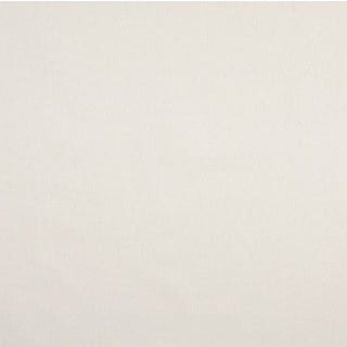 J444 Off White Solid Cotton Canvas Duck Preshrunk Upholstery Fabric