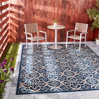 Nourison Caribbean Indoor/ Outdoor Graphic Area Rug - 9'3 x 12'9